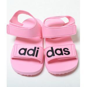 【12cm-16cm】adidas BEACH SANDAL I アディダス ビーチサンダル ピンク ベビー BABY キッズ KIDS スニーカー サンダル 子供靴 cg6602 eco-styles-honey 03