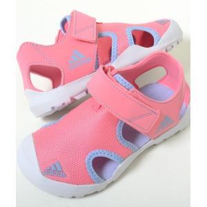 【17cm-24cm】adidas CAPTAIN TOEY K アディダス CAPTAIN TOEY K ピンク キッズ KIDS スニーカー サンダル 子供靴 cm7640 eco-styles-honey
