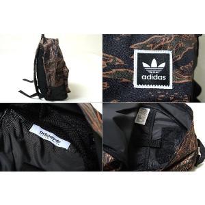 adidas CAMO AOP BACKPACK アディダス カモ AOP バックパック リュック カモ柄×ブラック dh2571|eco-styles-honey|02