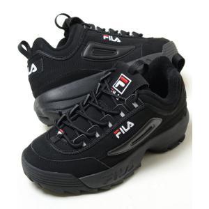 FILA DISRUPTOR 2 フィラ ディスラプター2 ブラック メンズ スニーカー シューズ fs1hta1078xbbkm eco-styles-honey