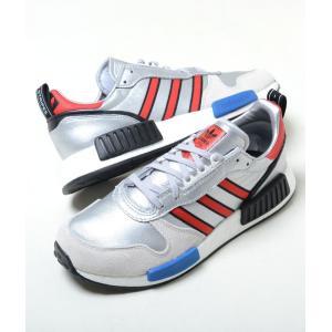 adidas RISINGSTARxR1 アディダス ライジングスターxR1 シルバー メンズ スニーカー g26777|eco-styles-honey