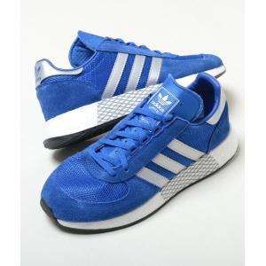 adidas MARATHONx5923 アディダス マラソンx5923 ブルー メンズ スニーカー g26782|eco-styles-honey
