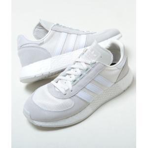 adidas MARATHONx5923 アディダス マラソンx5923 ホワイト メンズ スニーカー g27860|eco-styles-honey