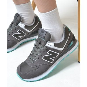 NEW BALANCE ML574 GBG GRAY ニュー...