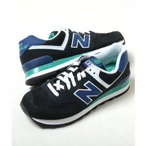 NEW BALANCE ML574 MON BLACK GR...