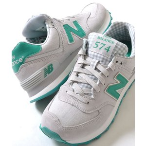 NEW BALANCE ML574 VTG GREY GRE...