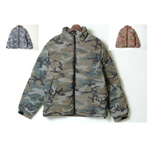 Supreme Reflective Camo Down Jacket シュプリーム リフレクティブ カモ ダウン ジャケット 長袖 全3色|eco-styles-honey