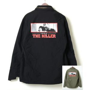 Supreme The Killer M-65 Jacket シュプリーム ザ キラー  M-65 ジャケット 長袖 全2色|eco-styles-honey