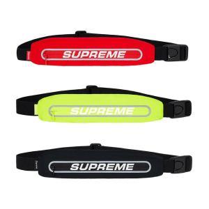 Supreme Running Waist Bag シュプリーム ランニング ウエスト バッグ 全3色|eco-styles-honey