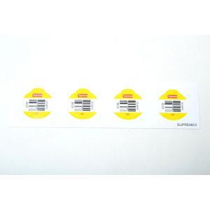 Supreme Fruit Sticker Sheet シュプリーム ステッカー|eco-styles-honey