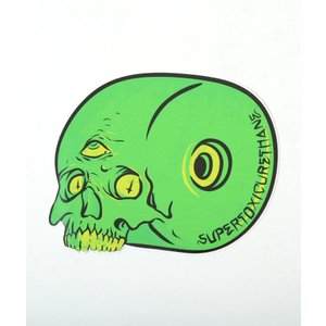 Supreme/Toshio Maeda - Overfiend Sticker シュプリーム×前田俊夫 オーバーフィーンド ステッカー|eco-styles-honey