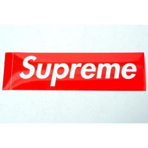 定番★Supreme シュプリーム ステッカー ボックスロゴ★ box logo sticker