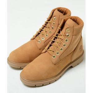 Timberland CLASSIC 6 IN WATERPROOF BOOT WHEAT NUBUCk ティンバーランド クラッシク 6インチ ブーツ フィート ヌバック ベージュ メンズ tb019079|eco-styles-honey