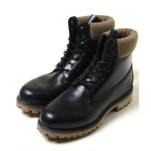Timberland 6INPREM BOOT ティンバーランド 6インチ プレミアム ブーツ ブラック メンズ シューズ tb0a145h|eco-styles-honey