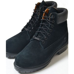 Timberland 6INPREM BOOT SUEDE WHEAT ティンバーランド 6インチ プレミアムブーツ スウェード ブラック メンズ ブーツ|eco-styles-honey