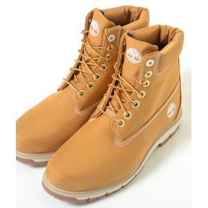 Timberland RADFORD CANVAS BOOT ティンバーランド ラドフォード キャンバス ブーツ ブラウン メンズ ブーツ tb0a1m8x|eco-styles-honey