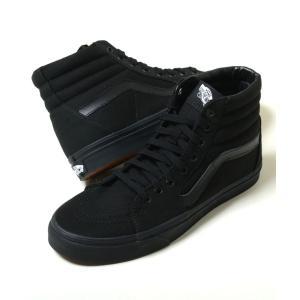 VANS SK8-HI バンズ スケートハイ ブラック メンズ スニーカー vn000ts9bj4|eco-styles-honey