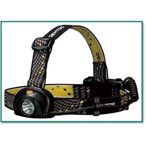 ジェントスLEDヘッドライト 明るさ230ルーメン 実用点灯8時間 防滴 ヘッドウォーズHW-999H  0041|eco2