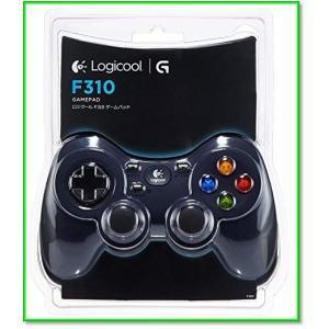 LOGICOOLゲームパッドF310r 0561|eco2