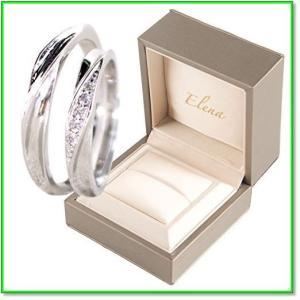 ペアリング指輪フリーサイズシルバーレディースメンズCZダイヤ キュービックジルコニア 専用BOX付き 0697|eco2