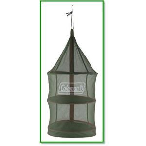 コールマン ハンギングドライネットグリーン  1591|eco2