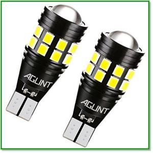 T15 T16 LED バックランプ 爆光 12V 24V兼用 バックアップ キャンセラー内蔵 6000K 1607|eco2