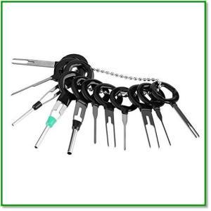 ワイヤー端子除去ツール カーワイヤー ハーネス プラグ端子 検査修理 保護端子 1667|eco2