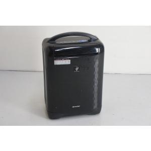 中古 SHARP 冷風・衣類乾燥除湿器 CV-B100-B(ブラック系) プラズマクラスター搭載★101v19|ecoearth