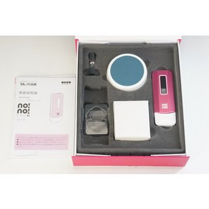 中古美品 ノーノーヘアスマートプロ 脱毛器 ヤーマン STA-138P (ピンク)◆130f12|ecoearth