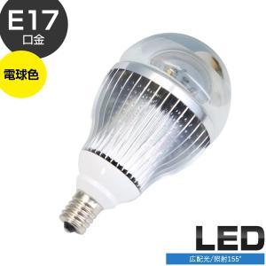 LEDランプ (暖白/口金E17/AC100V/10.5W/照射155度) RA65-RDC◇517f15|ecoearth