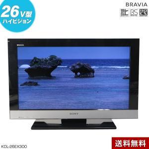 SONY 液晶テレビ BRAVIA 26V型 (ブラック/2010年製) 中古 KDL-26EX30...