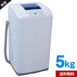 ハイアール 全自動洗濯機 (5.0kg/ホワイト) 中古 JW-K50H Haier Joy Ser...