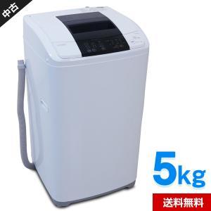 ハイアール 全自動洗濯機 (5.0kg/ブラック) 中古 JW-K50H Haier Joy Ser...