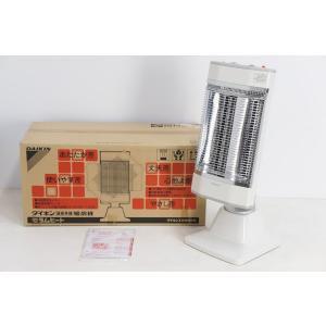 中古美品 ダイキン 遠赤外線暖房機/ストーブ セラムヒート ERFT11KS (パールホワイト)★849v24