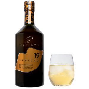 梅酒 BENICHU19°(720ml)ベニチュー 樽熟成 19% 年1000本限定 |ecofarmmikata