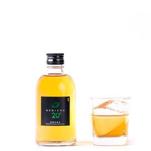 梅酒 BENICHU20°(300ml)ベニチュー 微糖 20%|ecofarmmikata