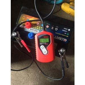 送料無料 バッテリーアナライザー 12V用 CCAテスター世界規格対応 新品|ecofuture