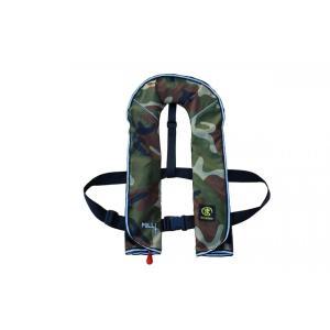 ライフジャケット ベストタイプ 手動膨張式 釣...の詳細画像5