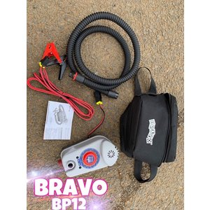 Bravo 12V bp12 電動ポンプforインフレータブルボート カヤックテント Kite SUP 新品y|ecofuture