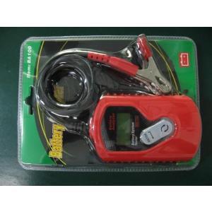 バッテリーアナライザー 12V用 CCAテスター世界規格対応 新品 |ecofuture