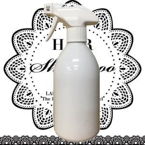 丸型白色スプレーボトル500ml