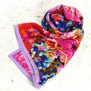 KENZO ケンゾー フラワー 花柄 ストール スカーフ|ecoikawadani