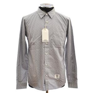 BEDWIN ベドウィン ドットシャツ BROAD OG DOT SHIRTS TAILOR 2014SS サイズ1(S) 14SB1366|ecoikawadani