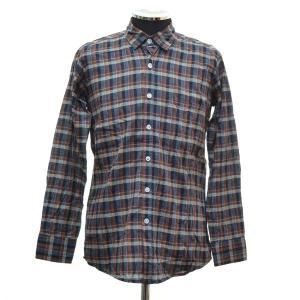 STEVEN ALAN スティーブンアラン チェックシャツ USA製 サイズS|ecoikawadani