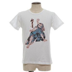 空 KU プリントTシャツ USA製 ショートスリーブ 半袖 サイズS 中古 古着|ecoikawadani