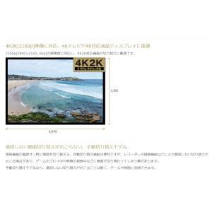 HDMI セレクター 手動切り替え  4K 2K 映像対応 GH-HSWG4-BK (宅配便送料無料)|ecojiji|04