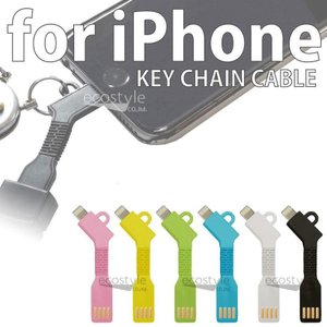 ライトニングケーブル iphone 充電ケーブル 6cm (メール便送料無料) ecojiji
