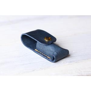 18650 17500 18500 14500 など リチウムイオン電池専用 本革 レザー ケース (ネコポス送料無料 )|ecojiji