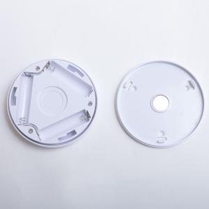 センサーライト 屋内 LED 照明 人感センサー 暖色 寒色  電池式 マグネット着脱式 丸型 小型 フットライト ナイトライト (ネコポス送料無料) ecojiji 09