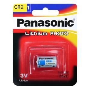 Panasonic製 リチウムイオン電池 CR2 (メール便送料無料)